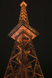 The funkturm berlin germany in the evening Royalty Free Stock Photography