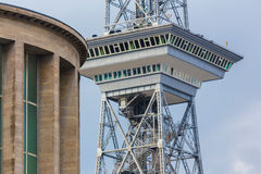 The funkturm berlin germany Stock Images