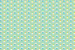 Funky. Wave background stock illustration