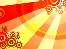 Funky background royalty free stock photography