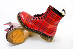 Funky boots Royalty Free Stock Images