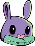 Funky bunny Royalty Free Stock Image