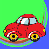 Funky car Stock Images