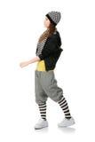 Funky dancer Stock Photos