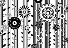 Free Funky Flowers Royalty Free Stock Photography - 6933287