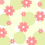 Funky flowers - Vector Stock Images