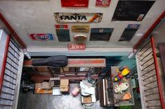 Funky Gasthuis Stock Fotografie