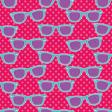 Funky glasses Stock Image