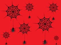 Funky halloween  sheet Royalty Free Stock Photo