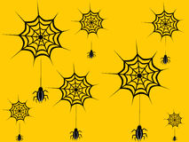 Funky Halloween  sheet Royalty Free Stock Images