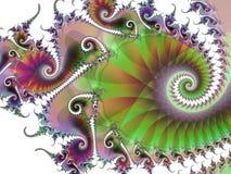 Funky mooi stock afbeeldingen
