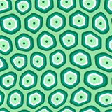 Organic cells tissue seamless repetitive vector pattern. Funky organic cells tissue seamless repetitive vector pattern texture background. For print, fashion Royalty Free Stock Images