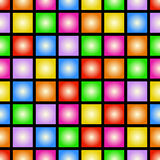 Funky Repeating Background Royalty Free Stock Image