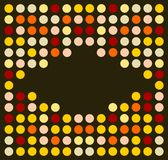 FunkY RetrO Disco Style. Illustration of a nice funky retro design Stock Images