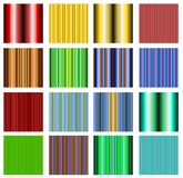 Funky Retro Pattern. Illustration Retro Funky Design Pattern Royalty Free Stock Image
