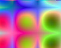 Funky spots stock illustration