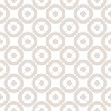Funky style seamless pattern. Geometric texture with circles, rings. Funky style seamless pattern. Simple geometric texture with circles, rings. Subtle abstract vector illustration