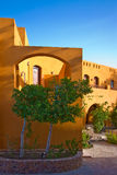 Funky town of El Gouna Stock Images
