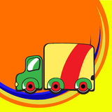 Funky  truck Stock Images