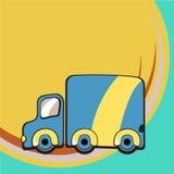 Funky truck Stock Photo