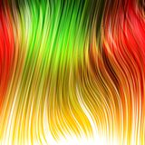 Funky wig Royalty Free Stock Photos