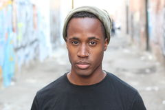 Funky Young African Guy - Stock image Stock Photo