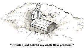 funna pengar vektor illustrationer