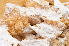 Funnel cake Royalty Free Stock Photography