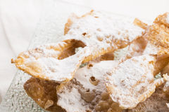 Funnel cake Stock Photography