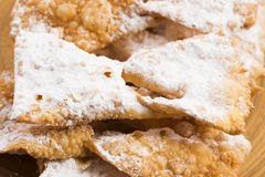 Funnel cake Royalty Free Stock Image