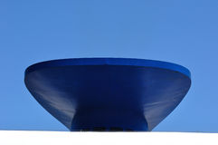 Funnel of ferry Royalty Free Stock Photography