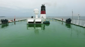 Funnel ship Stock Photo