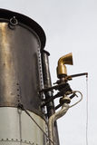 Funnel and whistle from a steamship Stock Photography