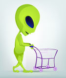 Funny Alien Stock Photos