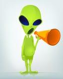 Funny Alien Stock Photos