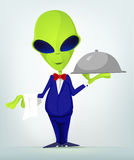 Funny Alien Stock Images