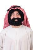 Funny arab man Royalty Free Stock Images