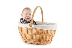 Funny baby Stock Photography