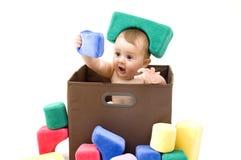 Funny Baby Stock Photo