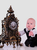 Funny Baby Royalty Free Stock Photos