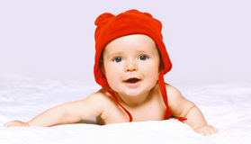Funny baby Royalty Free Stock Photo