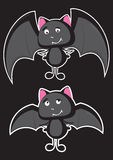 Funny bat Royalty Free Stock Photo