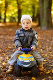Funny beautiful boy Royalty Free Stock Images