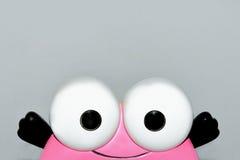 Funny big eyes Royalty Free Stock Image