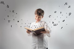 Funny book Stock Images