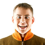 Funny boy Royalty Free Stock Image