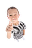 Funny boy Stock Image