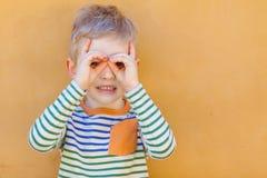 Funny boy Royalty Free Stock Photography