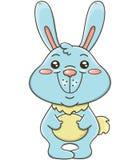 Funny bunny Stock Image