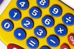 Funny calculator Stock Photos